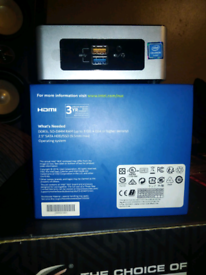 Intel nuc pc with android os