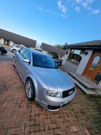 Audi A4 2.5 TDI V6 2002