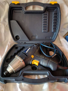 Corded Mastercraft 3.5A ¼-in. Compact Impact Driver