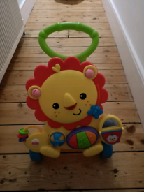 Fisher price baby walker toy