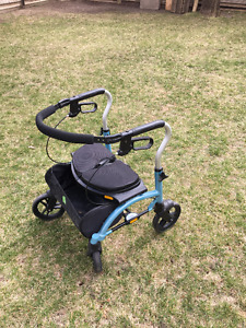 Evolution Xpresso Lite Mini Aluminum Walker (used)