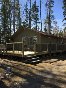 Cozy Cabin at Emma Lake for rent