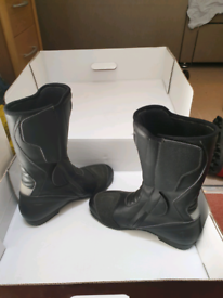 Dainese Ladies Armoured Motorcycle Boots