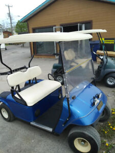 Vente Location Réparation Pièce voiturettes de golf - golf cart