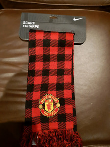 Manchester United Nike Scarf