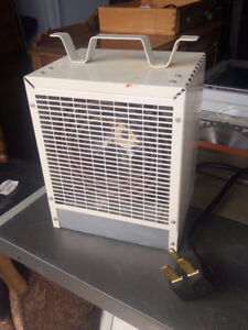Industrial 240V Space Heater