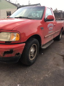 1998 Ford F-150 XLT Truck As Is $1200