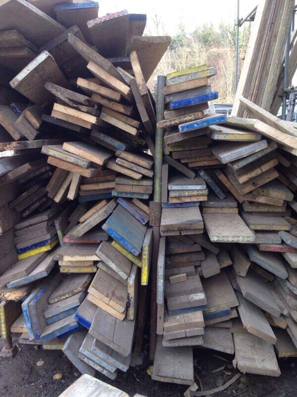Reclaimed scaffold boards | in Southend-on-Sea, Essex ...