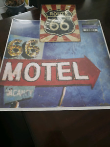 ROUTE 66 ITEMS