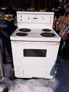 Stove and oven Peterborough Peterborough Area image 1