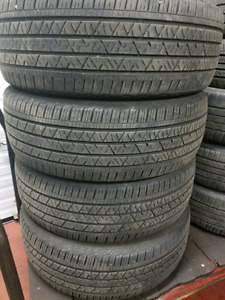 245/55/19 continental summer tires