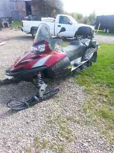 Ski doo polaris iq cruizer