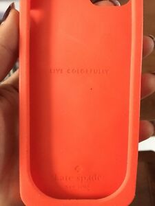Iphone 5s/5 KATE SPADE COVER 100% original West Island Greater Montréal image 2