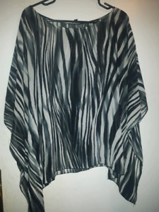 10 LADIES SIZE XL SUMMER TOPS PICK UP IN THE HANOVER AREA