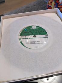 Vintage quick German on records
