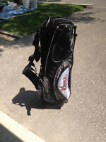 Golf Bag - Brand New - Coors Lite - Back pack carry strap