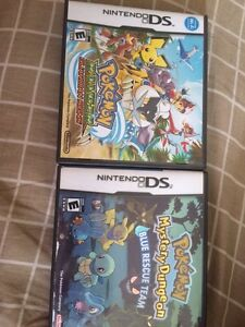 Selling 2 Nintendo DS games