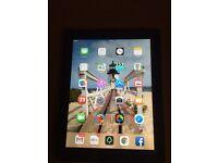 iPad 2 16GB black excellent condition