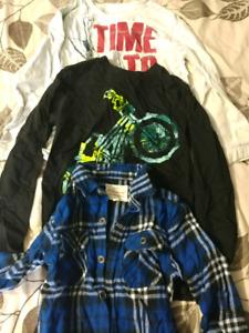 Size 6 & 6/7 Boys Clothing Lot