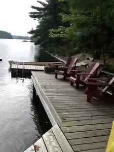 Waterfront Cottage for Rent on Beautiful Muldrew Lake