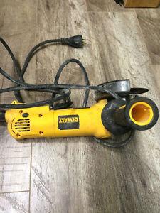 husky tool bag/ desalt grinder/sander