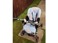 Lola Bebe Confort Pushchair
