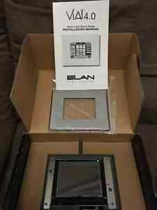 Home automation - Elan Via touch screen