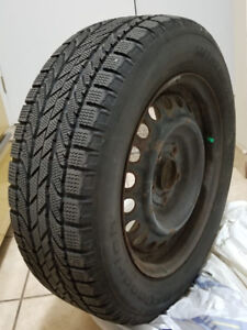 4 winter tires-195/65R15