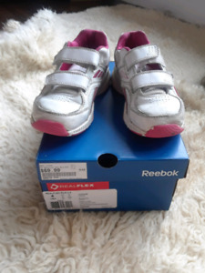 Used girls running shoes