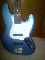 Fender Jazz Bass Guitar Combo