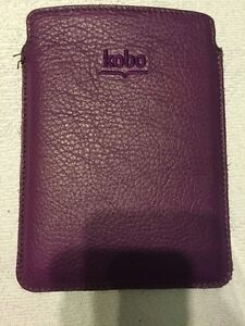 Kobo Glo and cover