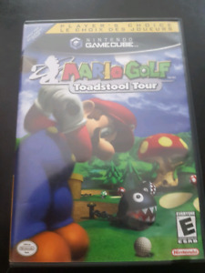 Mario Golf Toadstool Tour for Nintendo Gamecube GCN