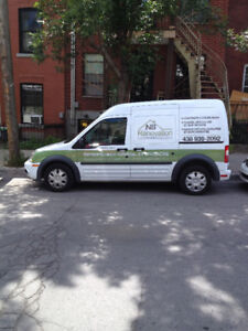 Ford Transit connect 2013, 54 000 km 18 000,00 $