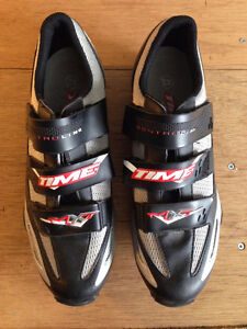 TIME MXT Cycling Shoes (42), SPD Cleats, Wellgo MTB Pedals