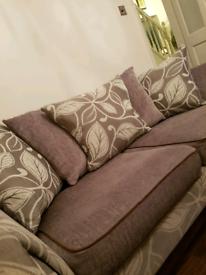 Sofa. 3 seater x 2