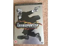 2 X box sets transporter and hero's