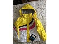 Girls trespass ski jacket