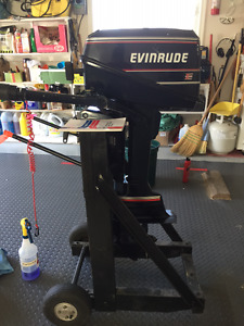 1993 Evinrude 4 hp outboard Motor