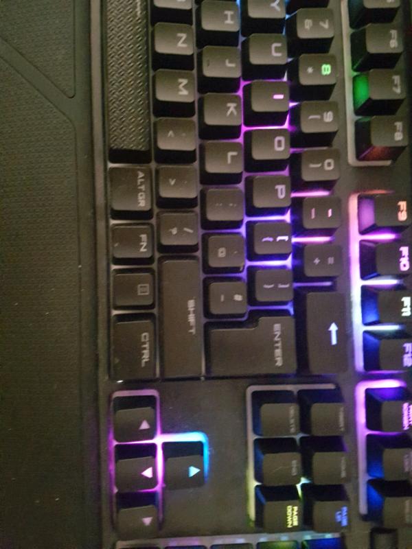 NEW CORSAIR K68 Full RGB mechanical Gaming keyboard | in Salford,  Manchester | Gumtree