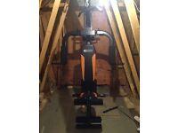 Dynamix multi gym
