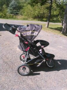 Expedition Baby Trend Stroller