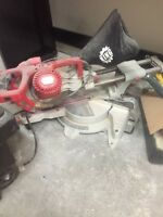 "King Canada 10"" compound miter saw"