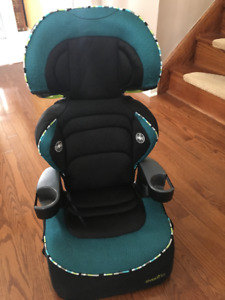 Car booster seat (convertible/high back)