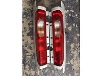 VAUXHALL VIVARO REAR LIGHTS, ALSO FIT TRAFIC AND PRIMSTAR