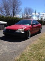 Civic swap b18