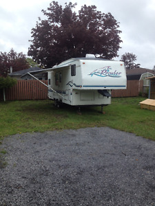 Great family camper with lots of room