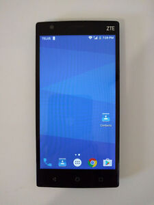 Like New ZTE ZMax 2 Android Unlocked 5.5 inch 4G LTE