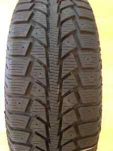4 x Uniroyal Tiger Paw 195/65r15 91s 15 inch Snow Tires