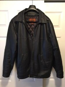 Urban-Men's Nappa Leather Jacket