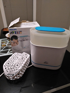 Philips AVENT - 3-in-1 Electric Steam Sterilizer